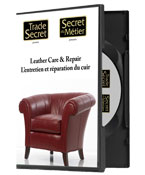 Leather Repair DVD